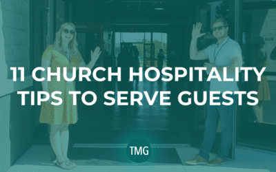 11 Church Hospitality Tips to Serve Guests