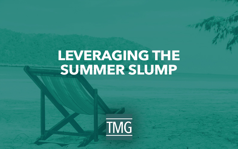 Leveraging the Summer Slump