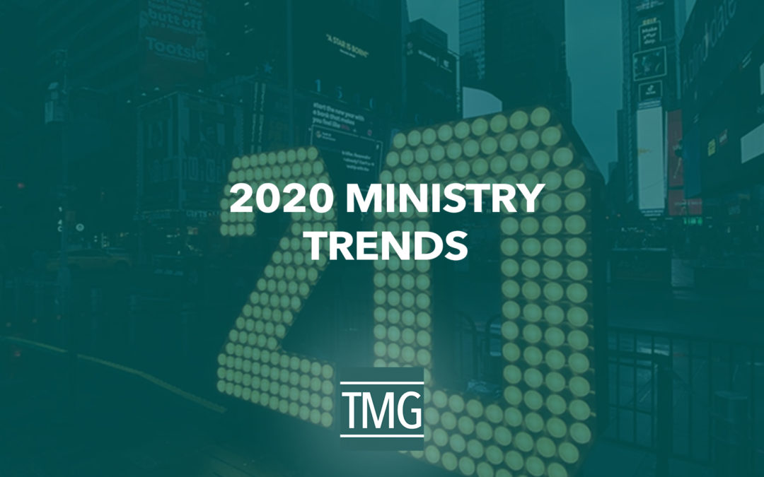 2020 Ministry Trends