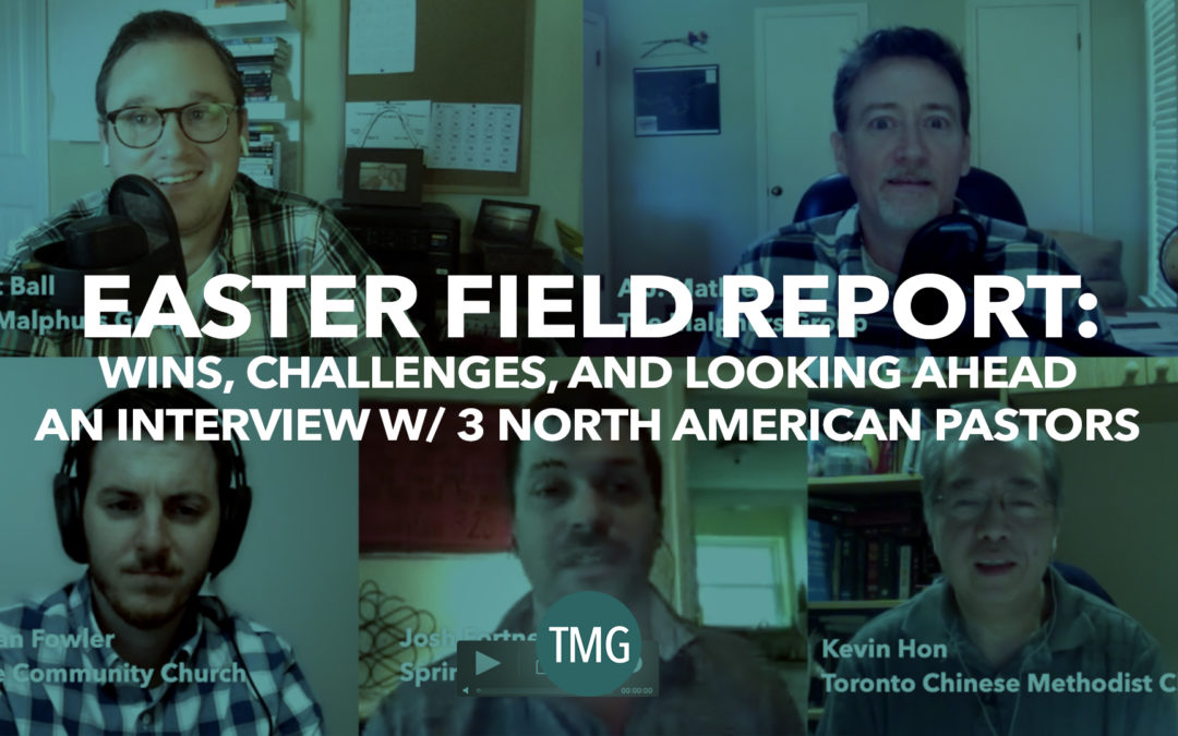 Easter Field Report
