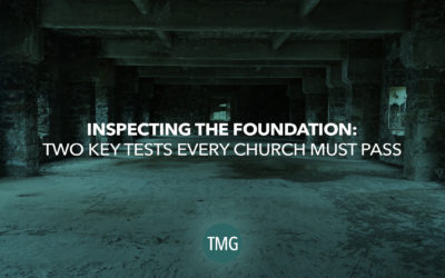 Inspecting Your Church's Foundations Post-Covid