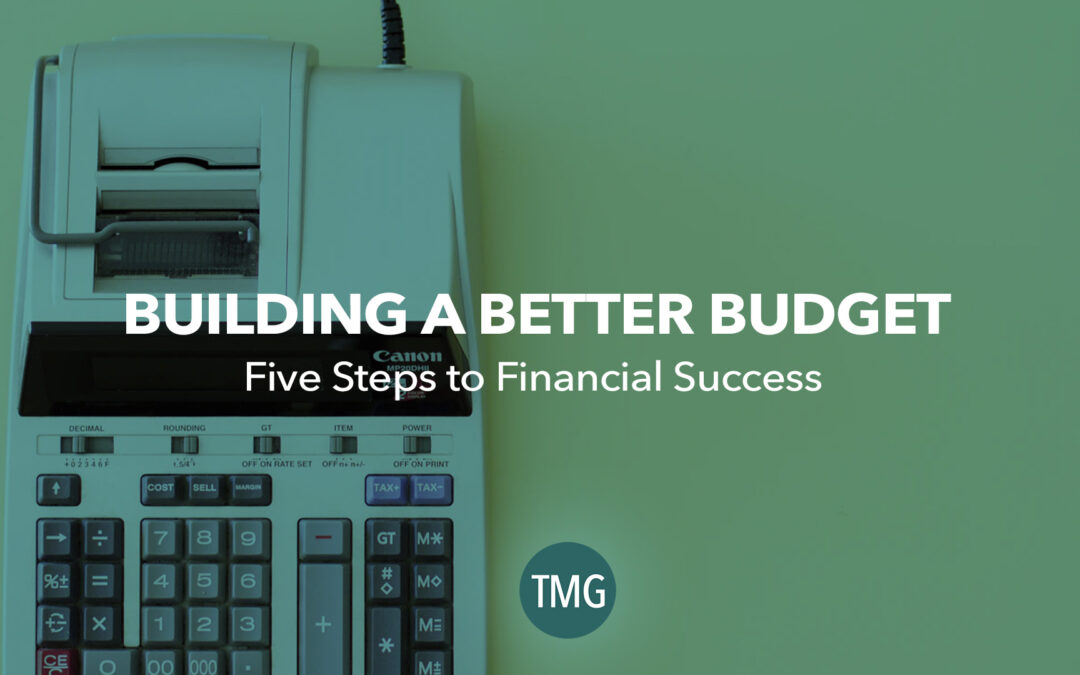 Building a Better Budget