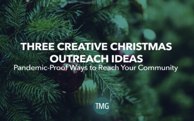 Three Creative Christmas Outreach Ideas
