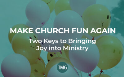 Make Church Fun Again