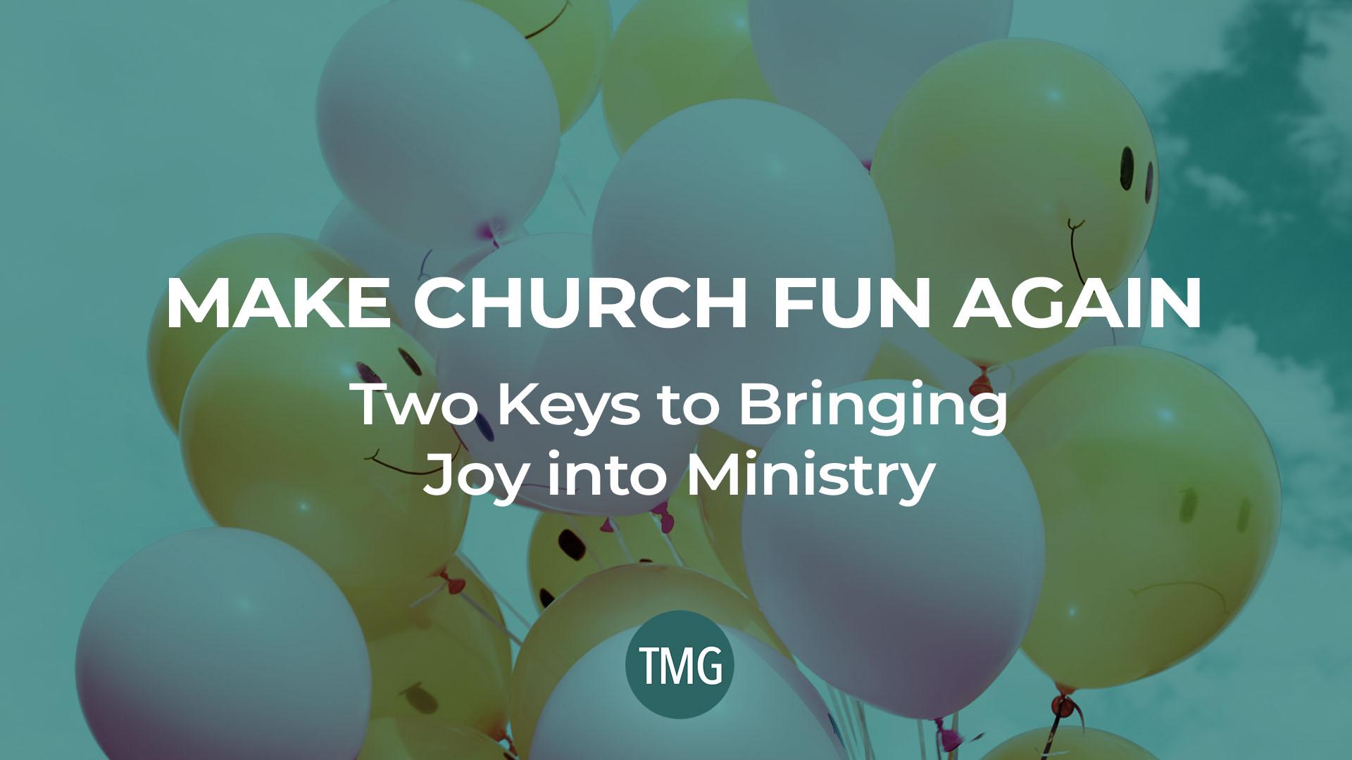 make-church-fun-again-podcast-header-image