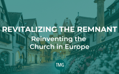 Reinventing the Church in Europe