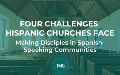 Four Challenges Hispanic Churches Face