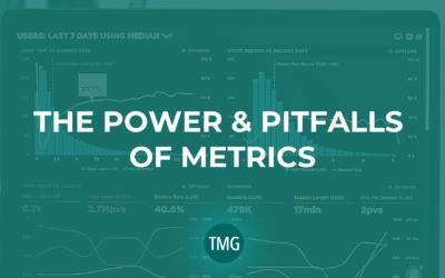 The Power & Pitfalls of Metrics