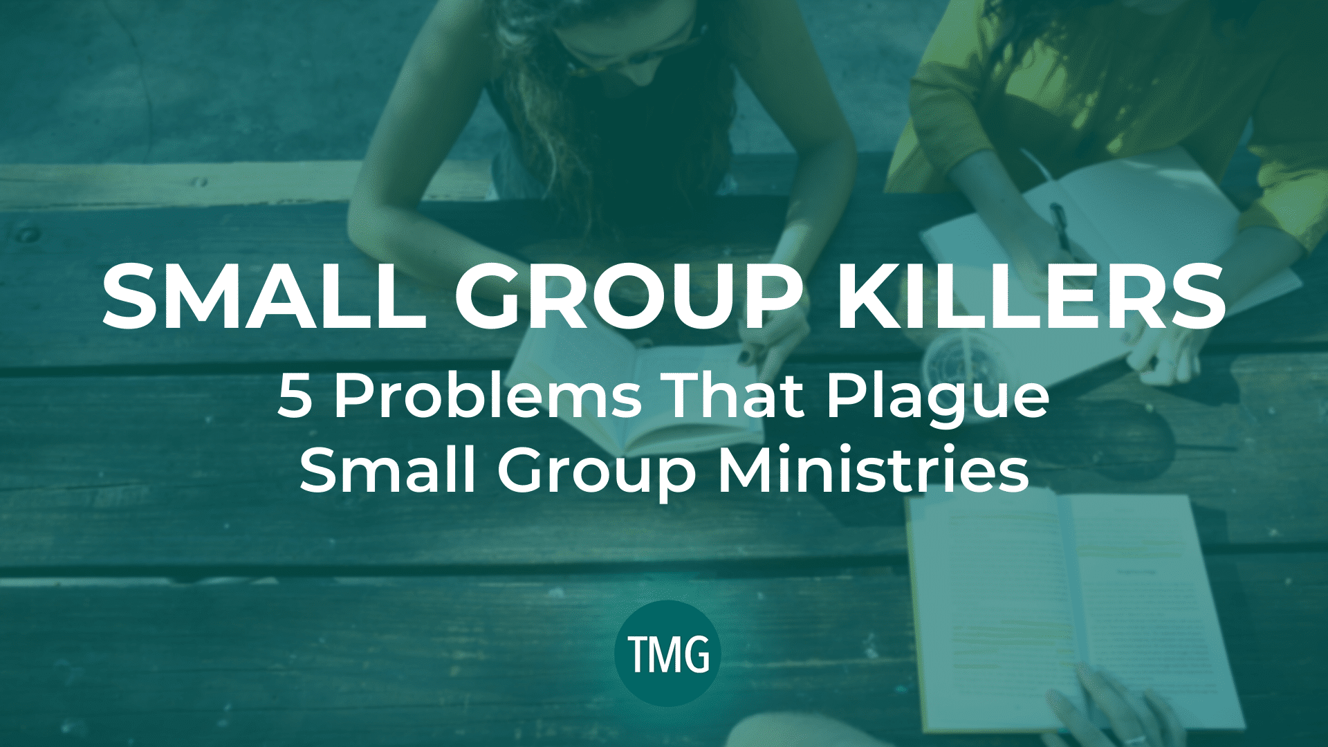 5-problems-that-plague-small-group-ministries_the-church-revitalization-podcast_the-malphurs-group