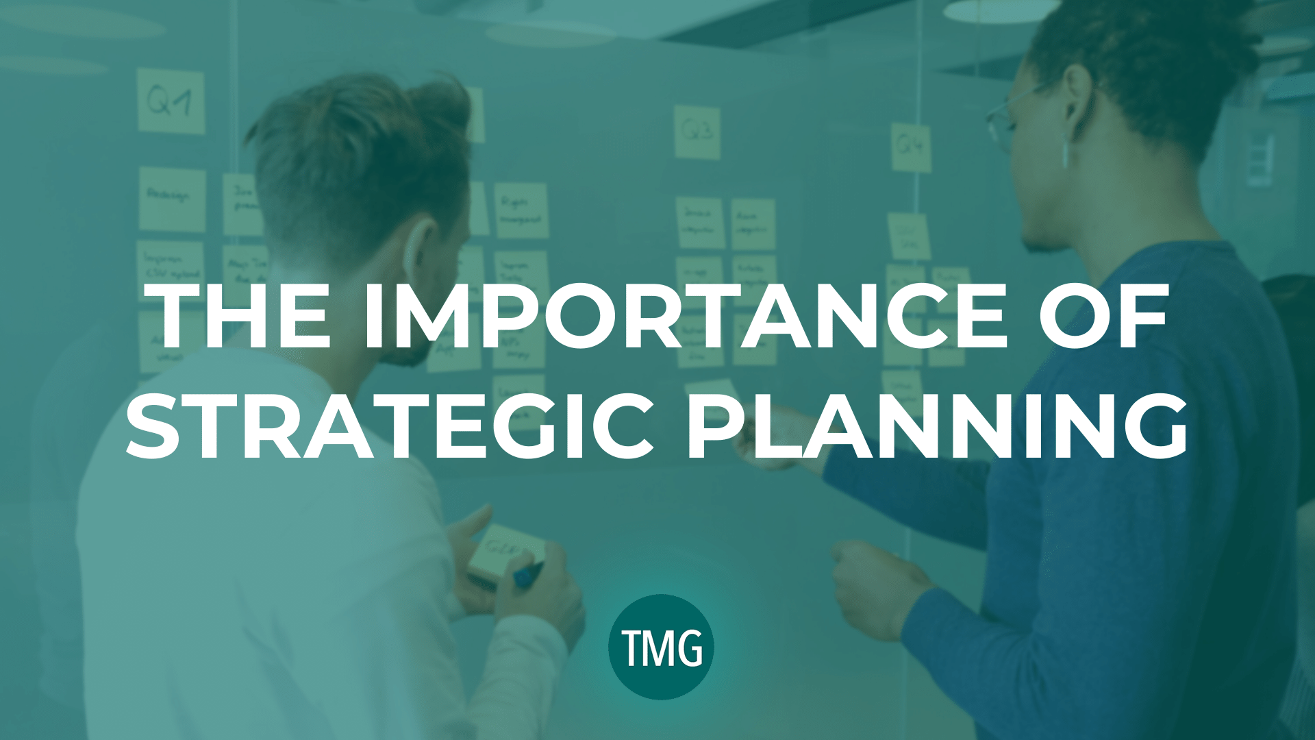 the-importance-of-strategic-planning_the-church-revitalization-podcast_the-malphurs-group